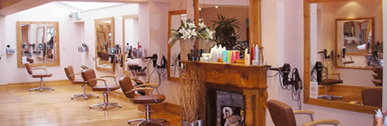 Image of The Hair and Beauty Centre inside